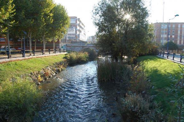 Rincon del rio Esgueva