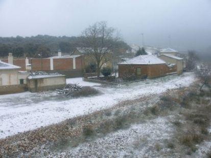nieve en villaferrueña