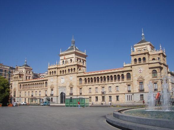Academia de Caballería. Valladolid
