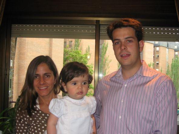 PATRICIA: Feliz primer cumpleaños 3/7/2008