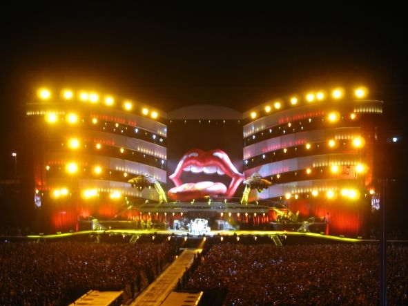 The Rolling Stones 2007