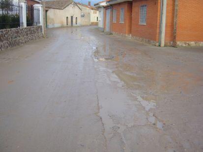 Verguenza de calles en Roales del Pan (Zamora)