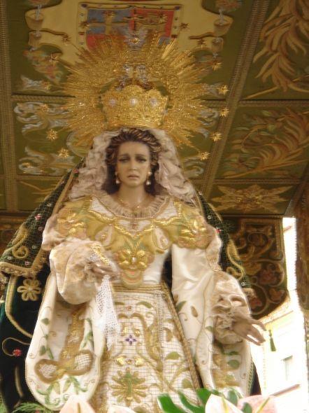 Nuestra Señora de la Vera Cruz -Palencia