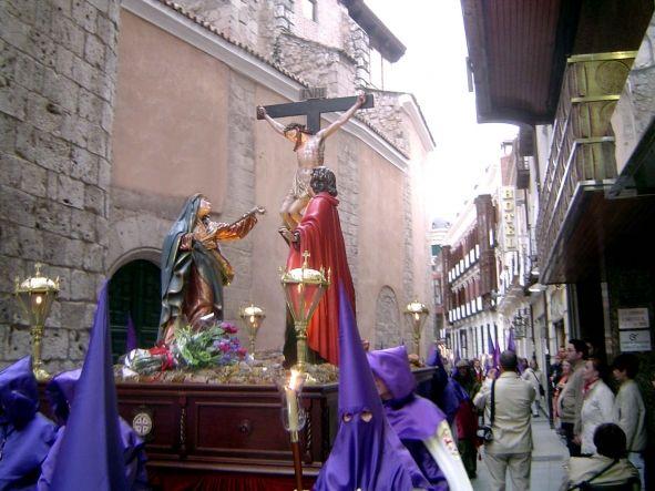 Eñ descendimiento de Valladolid