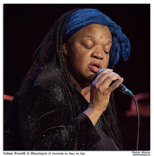 Velma Powell & Bluedays