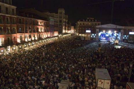 Valladolid en la calle