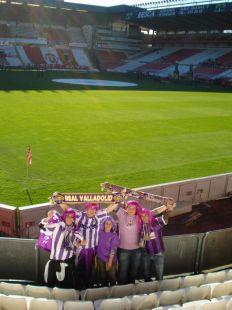 A Gijón con el Valladolid!!!