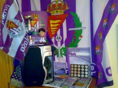 El rinconcito del Real Valladolid
