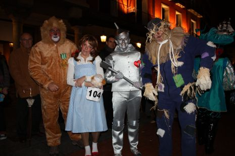 El Mago de Oz: Marta, Ana Santi y Gelo