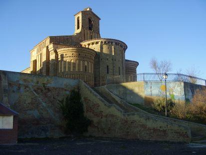 Iglesia de Santervás de Campos