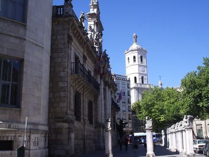Universidad y Catedral
