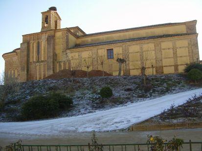 iglesia de santervas de campos