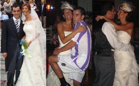 Mi boda en Malaga con al Pucela