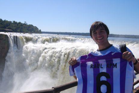 El Real Valladolid por la Argentina