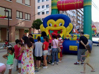 Fiestas 2010 en Puente Jardin