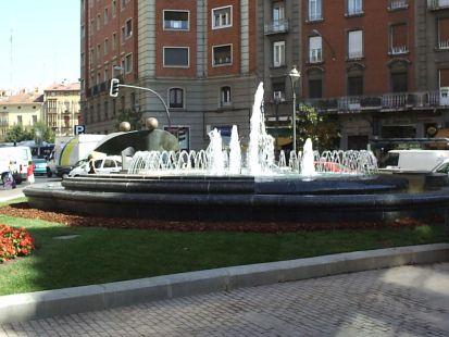 Paseando por Valladolid (fuentes)