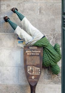 Willi Dorner-intervención urbana