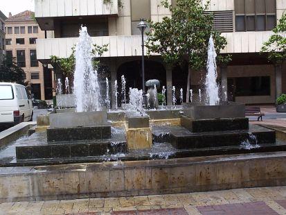 Paseando por Valladolid  (fuentes )