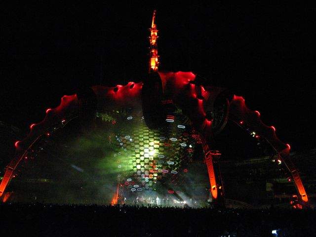 U2 en San Sebastian