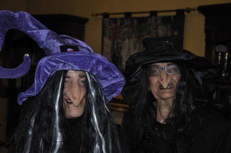 Las abuelitas de brujas