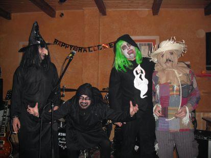 concierto Halloween Sbeerocks