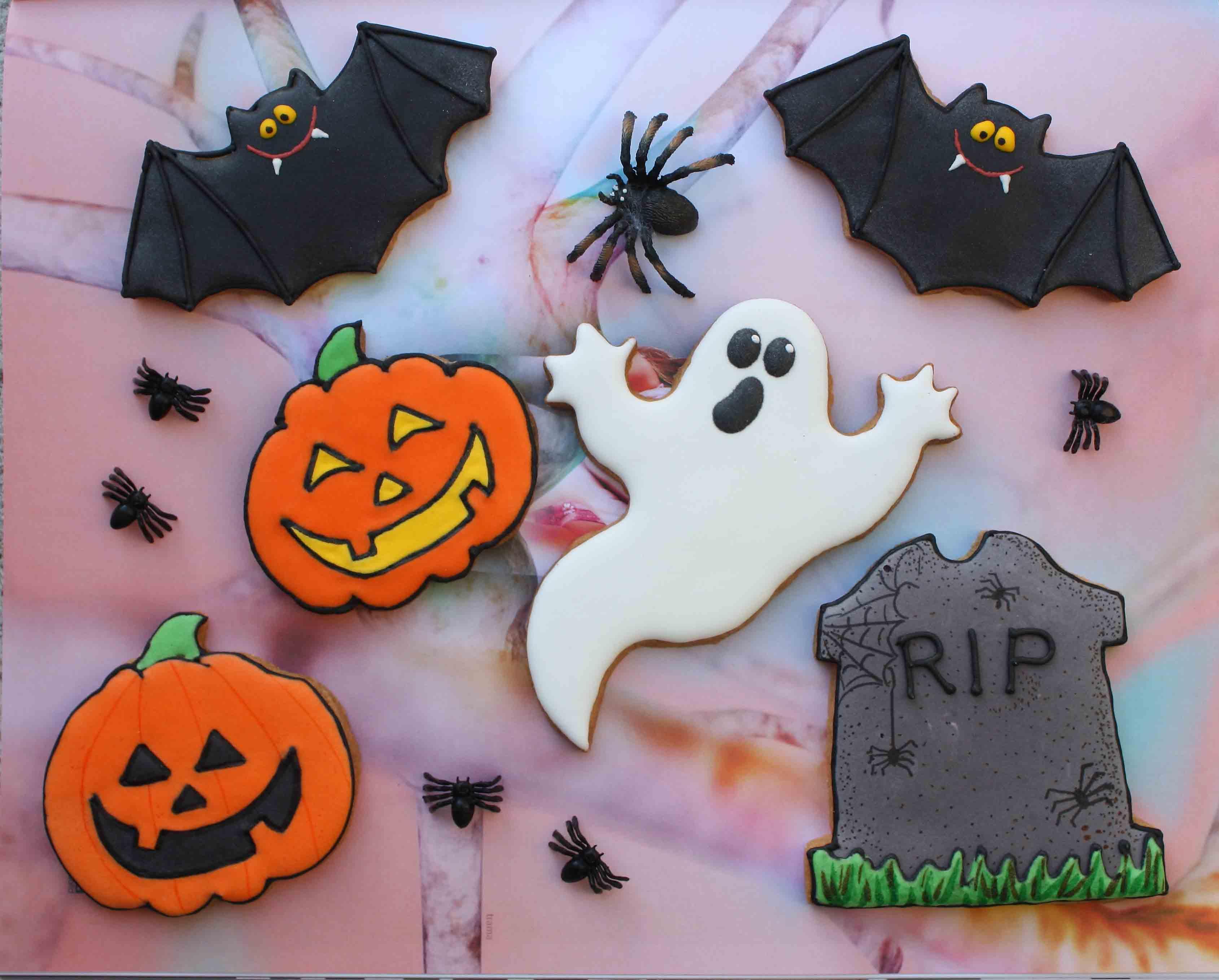 GALLETAS PARA HALLOWEEN fotos de Halloween
