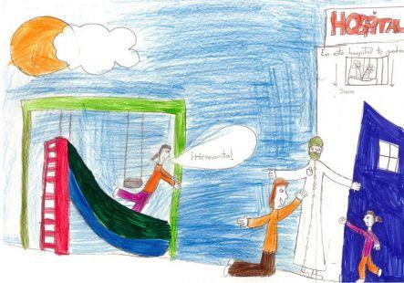 Concurso de dibujos infantil y juvenil