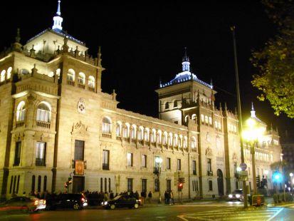 Paseando por Valladolid ( Noches de luz