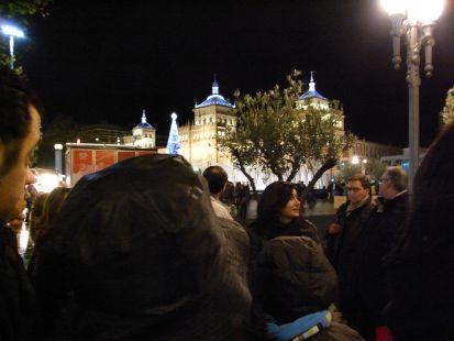 Paseando por Valladolid ( Luces de la Noche )