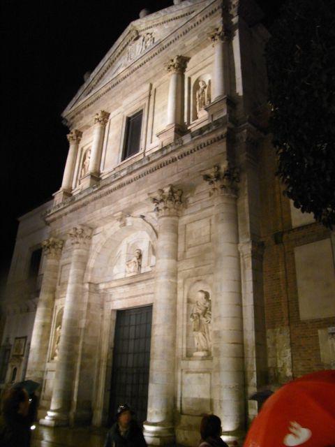 Paseando por Valladolid (Noches de luz )