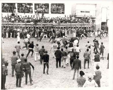 Antiguas Fiestas de Iscar