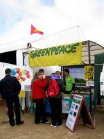 Greenpeace Valladolid en Villalar 2011