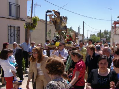 la procesion